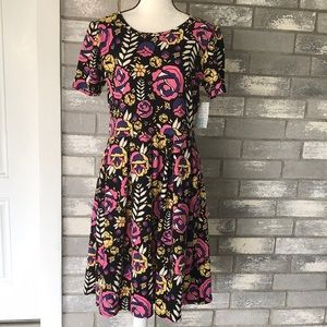 LulaRoe Amelia dress size 2XL NWT